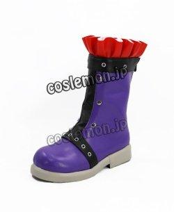 画像4: アイカツ! 音城セイラ風 さそり座ドレス コスプレ靴 ブーツ
