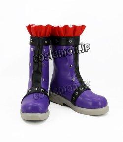 画像2: アイカツ! 音城セイラ風 さそり座ドレス コスプレ靴 ブーツ