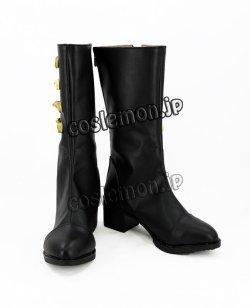 画像2: ファイナルファンタジーXIV FF14 コスプレ靴 ブーツ
