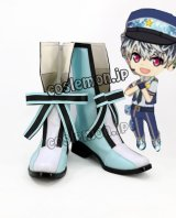 IDOLiSH7 アイドリッシュセブン 百風 コスプレ靴 ブーツ