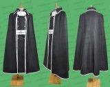モノクローム・ファクター 白銀 王族風 ●コスプレ衣装