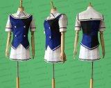 グリザイア:ファントムトリガー クリス 獅子ヶ谷桐花風 セーラー服 コスプレ衣装
