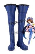 カードキャプターさくら 木之本桜風 20 コスプレ靴 ブーツ