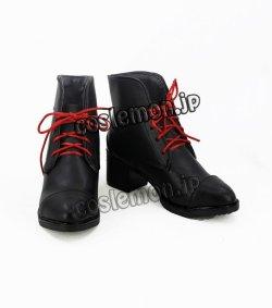 画像2: PaintsChainer 線画自動着色 絵愛ちえな風 コスプレ靴 ブーツ