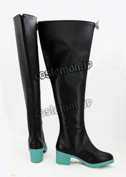 画像3: グレイシア風 コスプレ靴 ブーツ