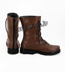 画像3: 東方Project 霧雨魔理沙風 07 コスプレ靴 ブーツ