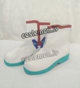 白澤風 03 コスプレ靴 ブーツ