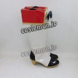 画像2: アイカツスターズ!  虹野ゆめ風 コスプレ靴 ブーツ