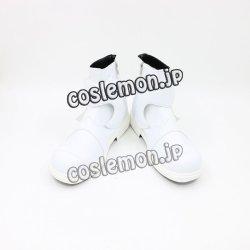 画像1: Fate/EXTELLA LINK シャルルマーニュ風 コスプレ靴 ブーツ