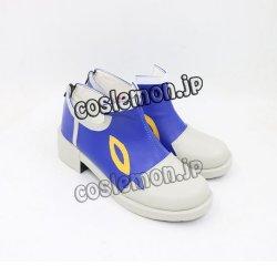 画像3: テイルズ オブ エクシリア ジュード・マティス風 コスプレ靴 ブーツ