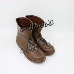 画像2: シャドウバース風 コスプレ靴 ブーツ