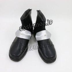 画像1: 中二病でも恋がしたい! 富樫勇太風 コスプレ靴 ブーツ