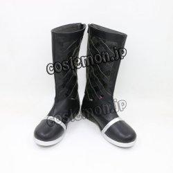 画像1: この素晴らしい世界に祝福を! ダクネス風 02 コスプレ靴 ブーツ