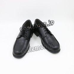 画像1: 食戟のソーマ 葉山アキラ風 コスプレ靴 ブーツ