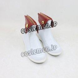 画像4: デッドマン・ワンダーランド 咲神卜卜風 ソンサク コスプレ靴 ブーツ