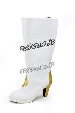 画像4: ビッケ風 コスプレ靴 ブーツ