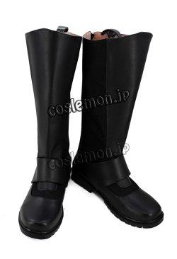 画像2: The Batman バットマン バットマン風 02 コスプレ靴 ブーツ