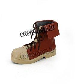 画像4: グランブルーファンタジー GRANBLUE FANTASY ケルベロス風 コスプレ靴 ブーツ