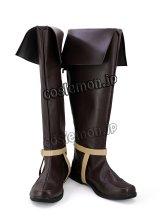 ファイアーエムブレムif ドニ風 コスプレ靴 ブーツ