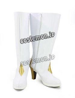 画像2: ビッケ風 コスプレ靴 ブーツ