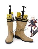 少女前線 Girls Frontline SVD風 コスプレ靴 ブーツ