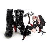 少女前線 Girls Frontline M1897風 コスプレ靴 ブーツ