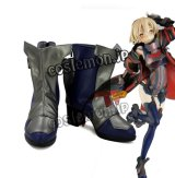 Fate/Grand Order フェイト・グランドオーダー バーサーカー 謎のヒロインX風 02 コスプレ靴 ブーツ
