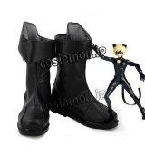レディバグ Adrien Agreste/Cat Noir風 コスプレ靴 ブーツ