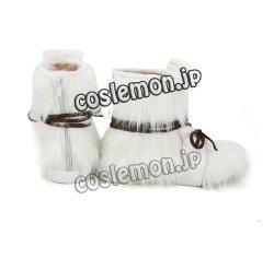 画像3: ゴールデンカムイ アシㇼパ風 コスプレ靴 ブーツ