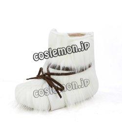 画像4: ゴールデンカムイ アシㇼパ風 コスプレ靴 ブーツ