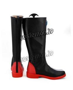 画像3: マクロス ダイナマイト7 熱気バサラ風 コスプレ靴 ブーツ