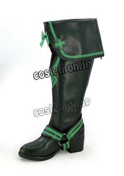 画像4: 魔法少女アイ風 コスプレ靴 ブーツ