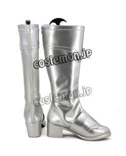画像3: Claymore/クレイモア テレサ風 コスプレ靴 ブーツ