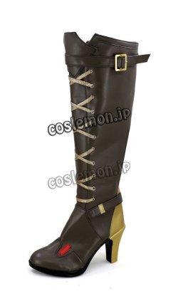 画像4: オーバーウォッチ Overwatch  Ashe風 02 コスプレ靴 ブーツ