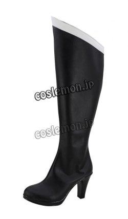 画像5: 美少女戦士セーラームーン 冥王せつな風 02 セーラープルート コスプレ靴 ブーツ