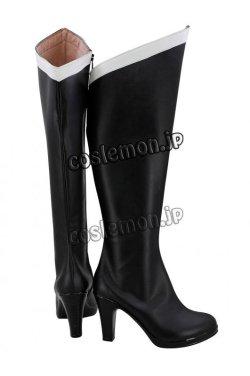 画像4: 美少女戦士セーラームーン 冥王せつな風 02 セーラープルート コスプレ靴 ブーツ