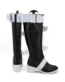 画像3: VOCALOID ボーカロイド 镜音レン風 コスプレ靴 ブーツ