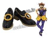 ジョジョの奇妙な冒険 ナランチャ・ギルガ風 02 コスプレ靴 ブーツ