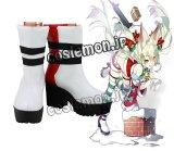 少女前線 Girls Frontline art556風 02 コスプレ靴 ブーツ
