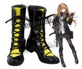 少女前線 Girls Frontline UMP9風 コスプレ靴 ブーツ