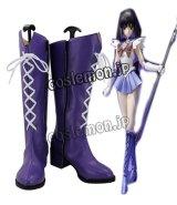美少女戦士セーラームーンS 土萠ほたる風 02 コスプレ靴 ブーツ
