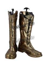 THE FLASH/フラッシュ風 03 コスプレ靴 ブーツ
