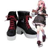 少女前線 Girls Frontline K31風 コスプレ靴 ブーツ