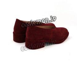 画像3: コードギアス反逆のルルーシュ ユーフェミア・リ・ブリタニア風 コスプレ靴 ブーツ