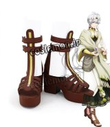 IDOLiSH7 アイドリッシュセブン 逢坂壮五風 コスプレ靴 ブーツ