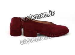 画像4: コードギアス反逆のルルーシュ ユーフェミア・リ・ブリタニア風 コスプレ靴 ブーツ
