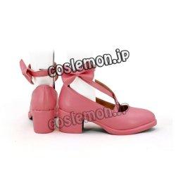画像3: バンドリ! ガールズバンドパーティ 丸山彩風 コスプレ靴 ブーツ