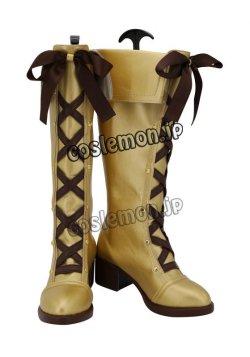 画像2: 夢王国と眠れる100人の王子様 ナビット風 コスプレ靴 ブーツ