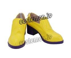 画像2: ジョジョの奇妙な冒険 ジョルノ・ジョバァーナ風 02 コスプレ靴 ブーツ