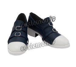 画像2: 刀剣乱舞 篭手切江風 コスプレ靴 ブーツ